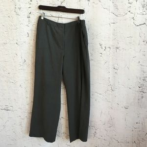 BROOKS BROTHERS 346 GREY TROUSERS 12